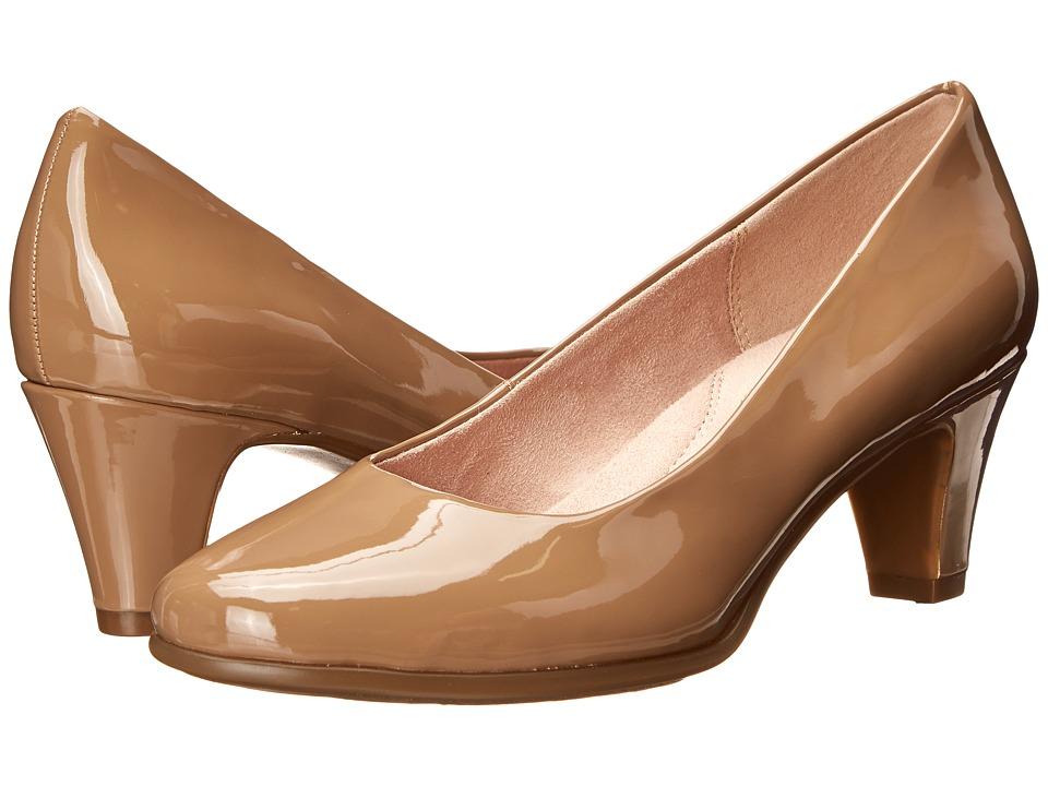 Aerosoles - Red Hot (Light Tan Patent) High Heels