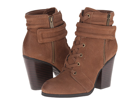 Kenneth Cole Reaction - Might Rocket (Cocoa) Women's Lace-up Boots