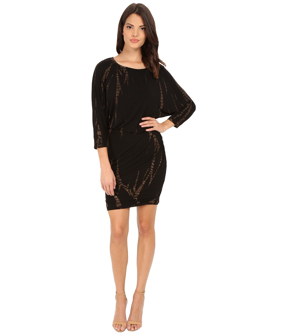Young Fabulous & Broke - Clancy Dress (Metallic Bamboo) Women's Dress