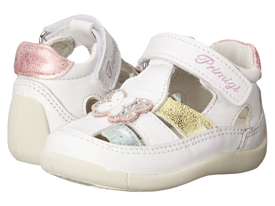 Primigi Kids - Molly (Infant/Toddler) (White) Girls Shoes