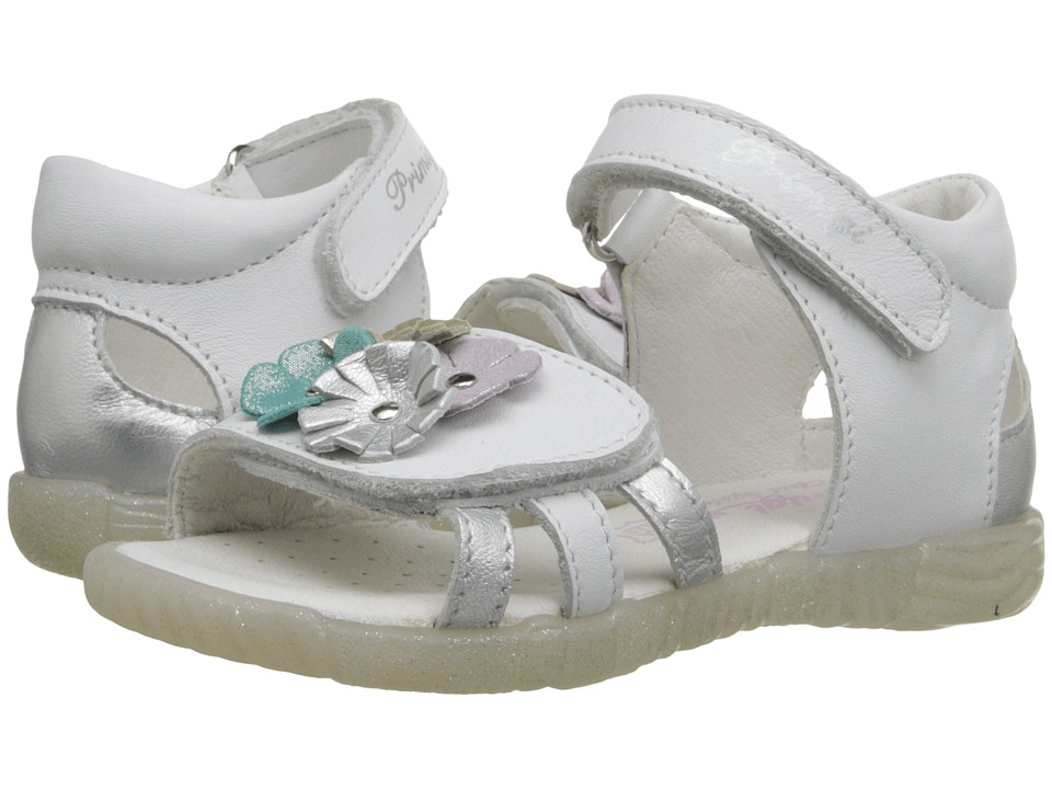 Primigi Kids - Magdalene (Infant/Toddler) (White) Girls Shoes