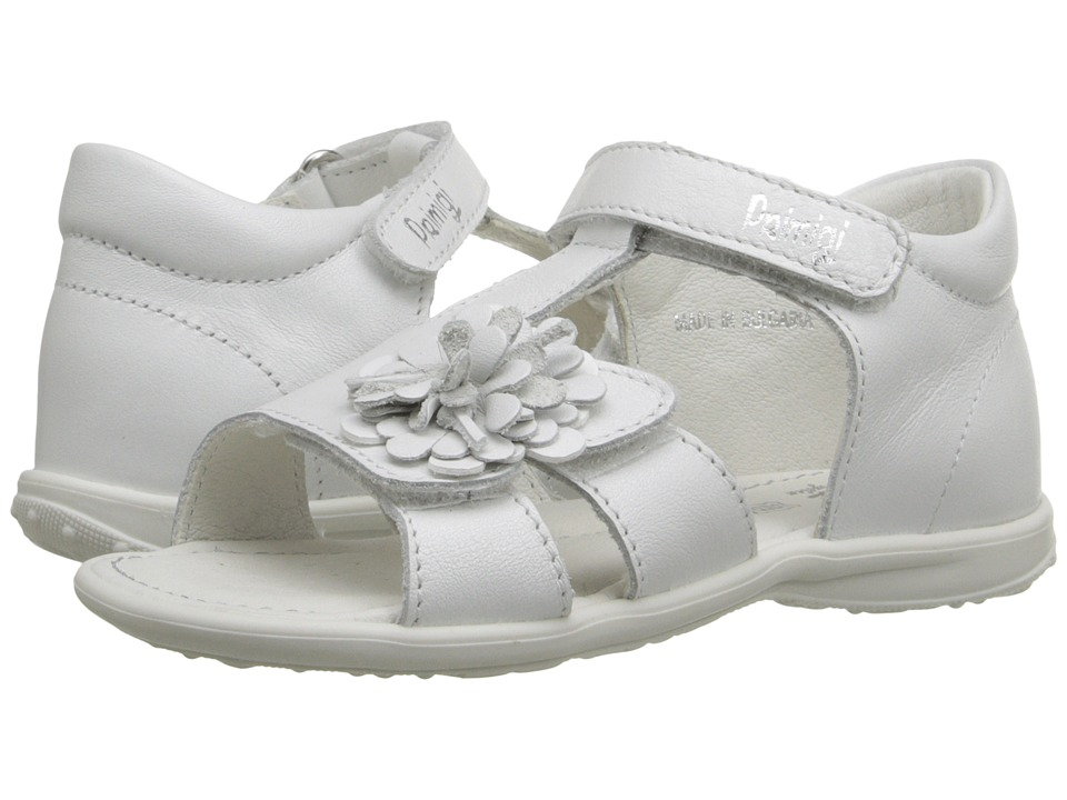 Primigi Kids - Galenia (Infant/Toddler) (White) Girls Shoes