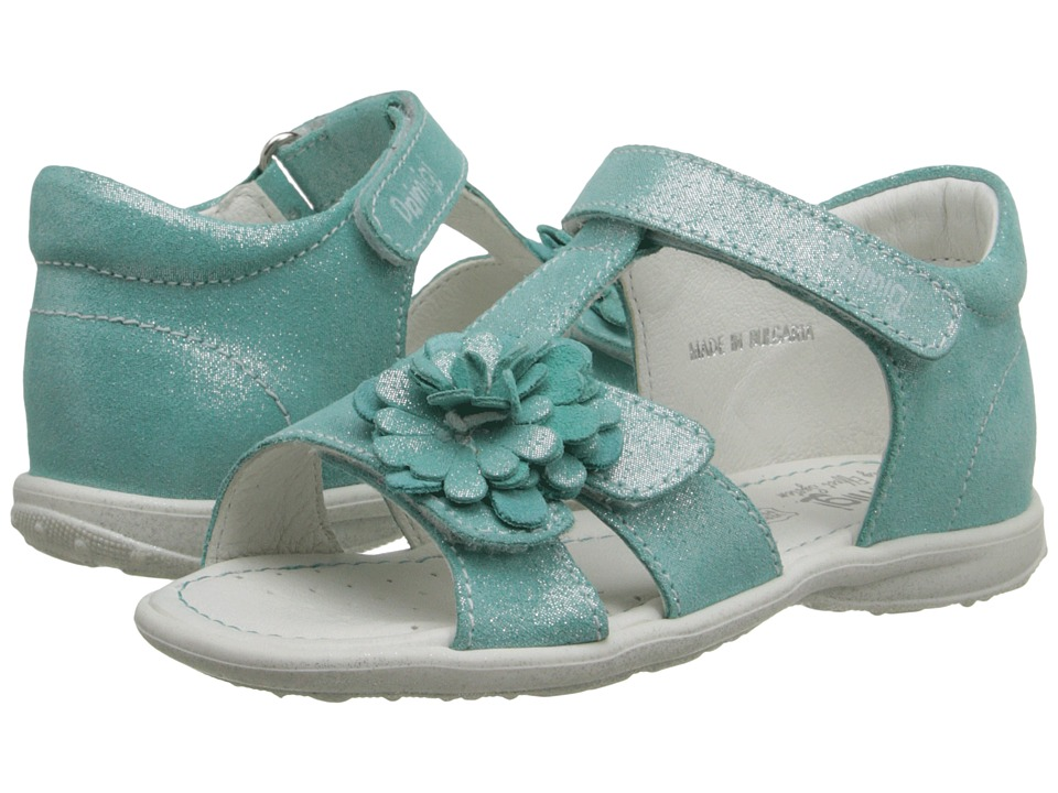 Primigi Kids - Galenia (Infant/Toddler) (Turquoise) Girls Shoes