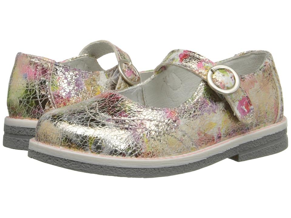 Primigi Kids - Alina (Toddler) (Gold Multi) Girls Shoes