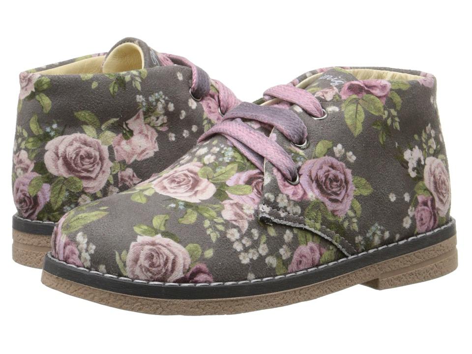 Primigi Kids - Zizzy (Toddler) (Floral Print) Girls Shoes