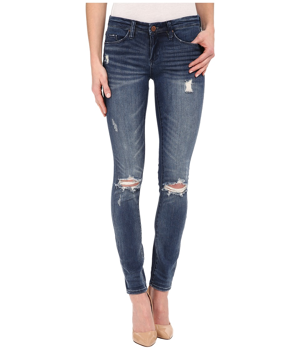 Blank NYC - Denim Ripped Skinny in The Hard Way (The Hard Way) Women's Jeans