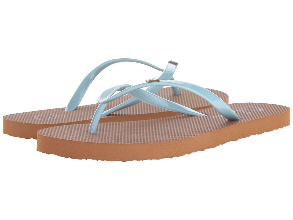Cobian - Cozumel (Aqua) Women's Shoes