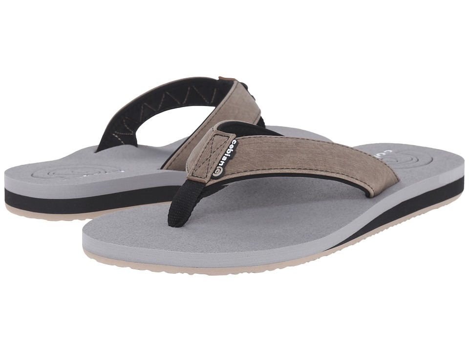 Cobian - Floater (Cement) Men's Sandals