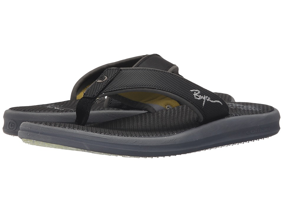 Cobian - Bill Boyce Signature (Black) Men's Sandals