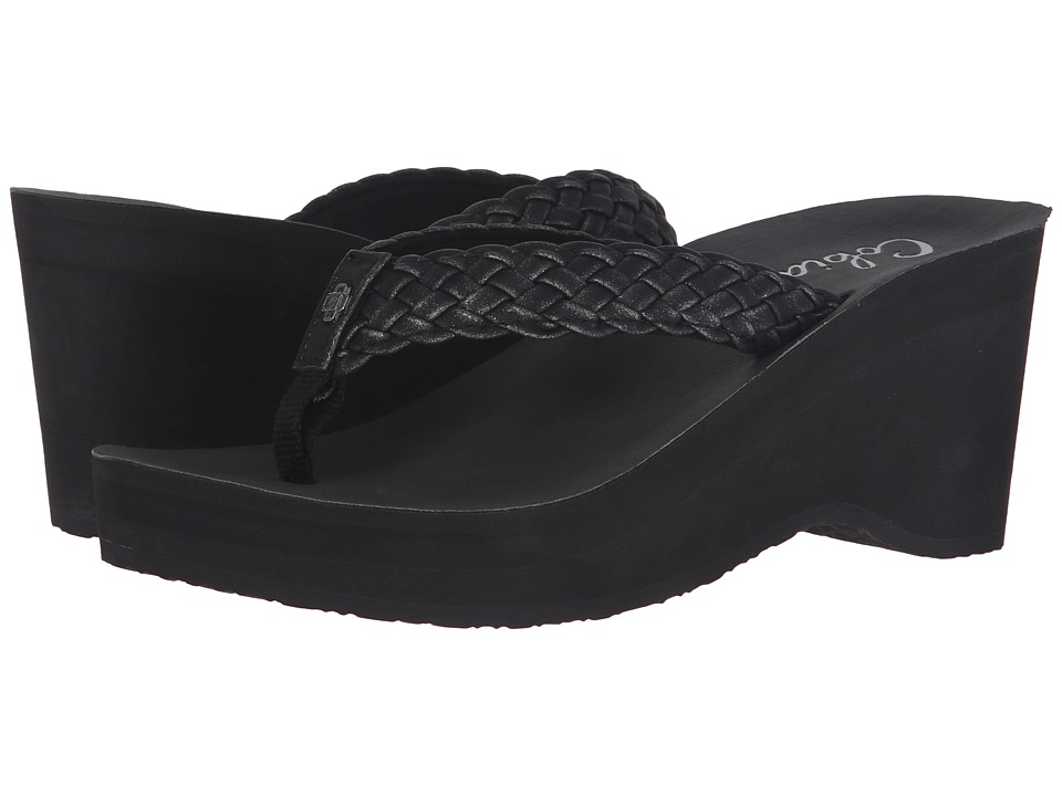 Cobian - Cielo Zoe (Black) Women's Shoes