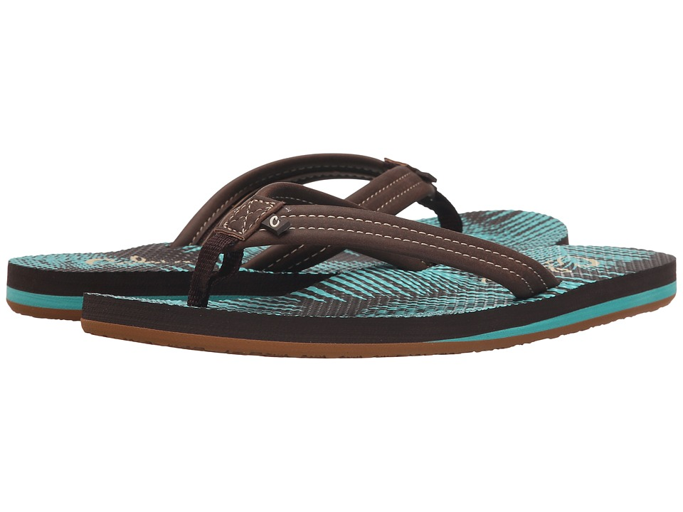 Cobian - Coco (Turquoise) Women's Shoes