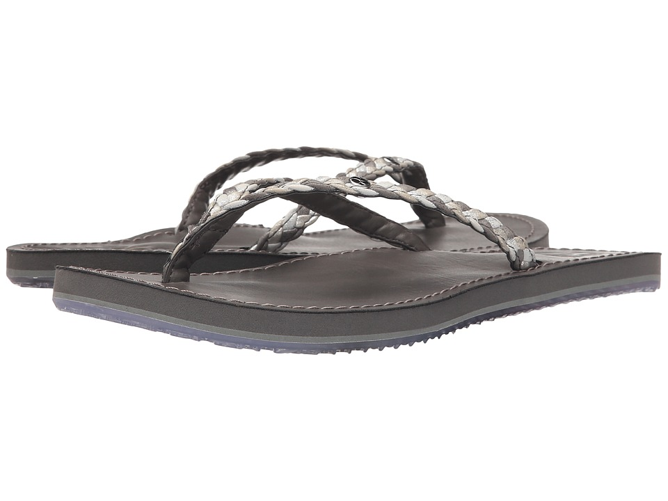 Cobian - Bethany (Charcoal) Women's Sandals