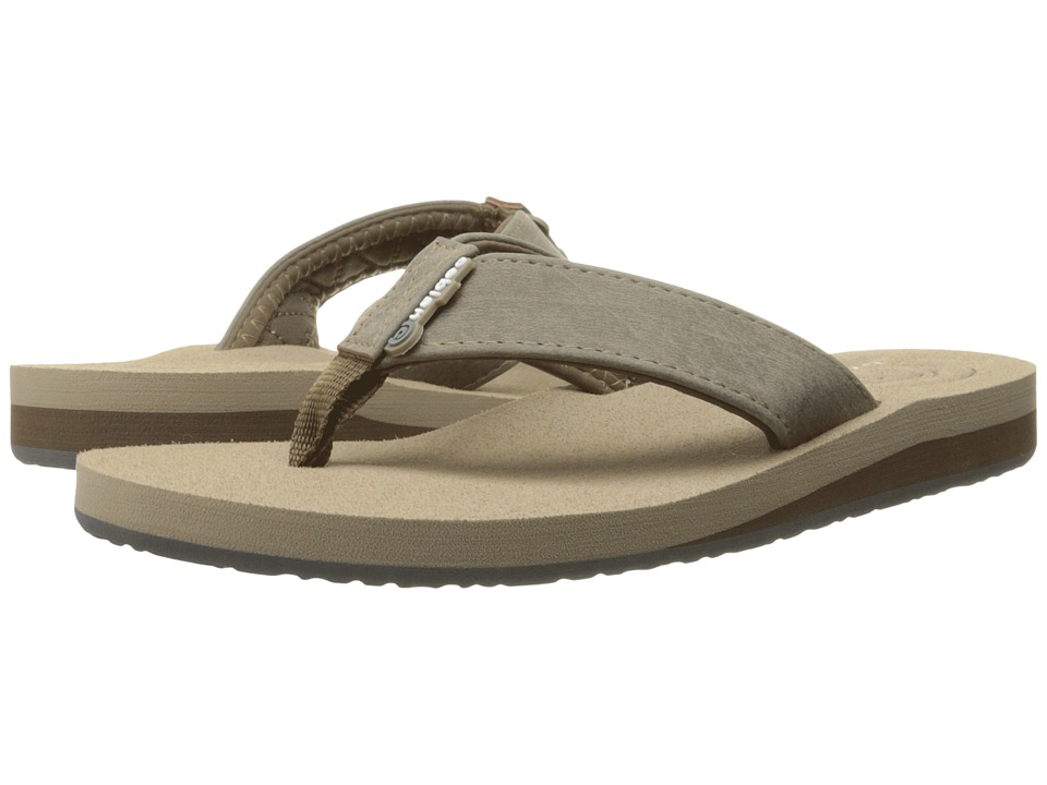 Cobian - Floater (Charcoal 1) Men's Sandals