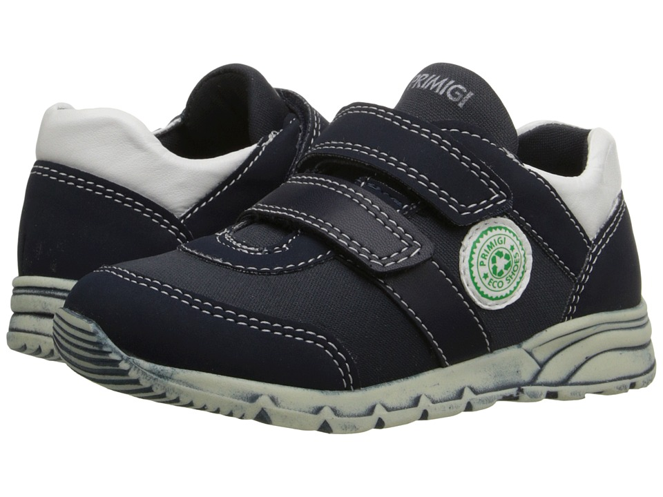 Primigi Kids - Ben (Toddler/Little Kid) (Blue) Boy's Shoes