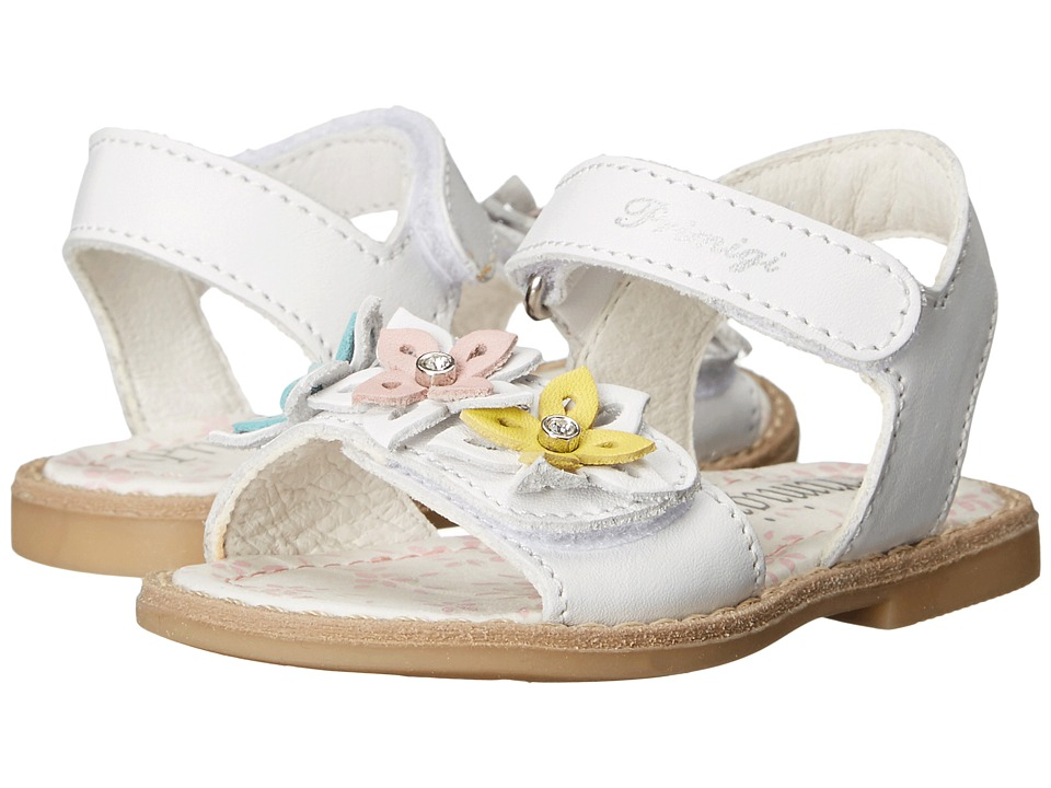 Primigi Kids - Ginessa (Toddler) (White) Girls Shoes