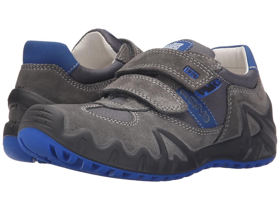 Primigi Kids - Damiel (Little Kid) (Grey) Boys Shoes
