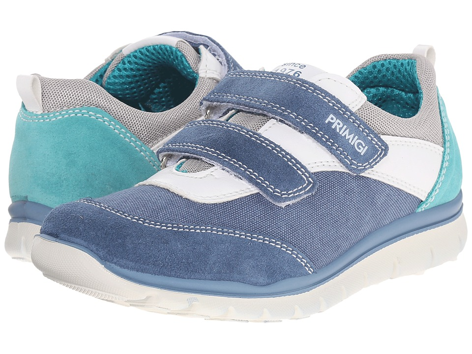 Primigi Kids - Dary (Little Kid) (Blue) Boys Shoes
