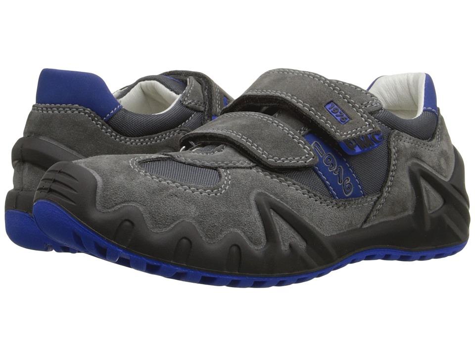 Primigi Kids - Damiel (Big Kid) (Grey) Boy's Shoes