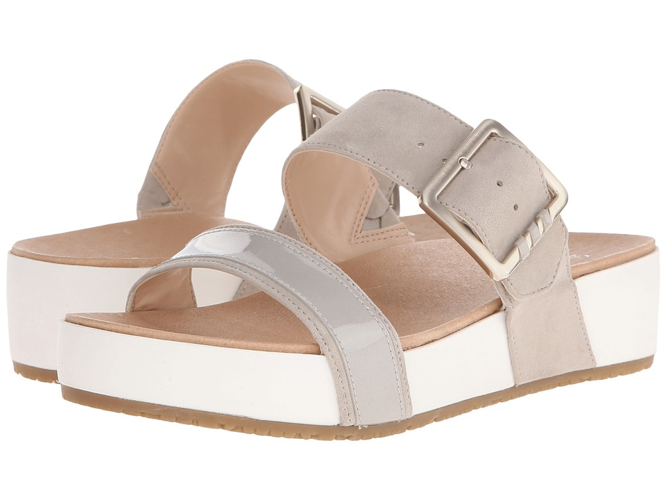 Dr. Scholl's - Frill - Original Collection (Bone/White Bottom) Women's Sandals