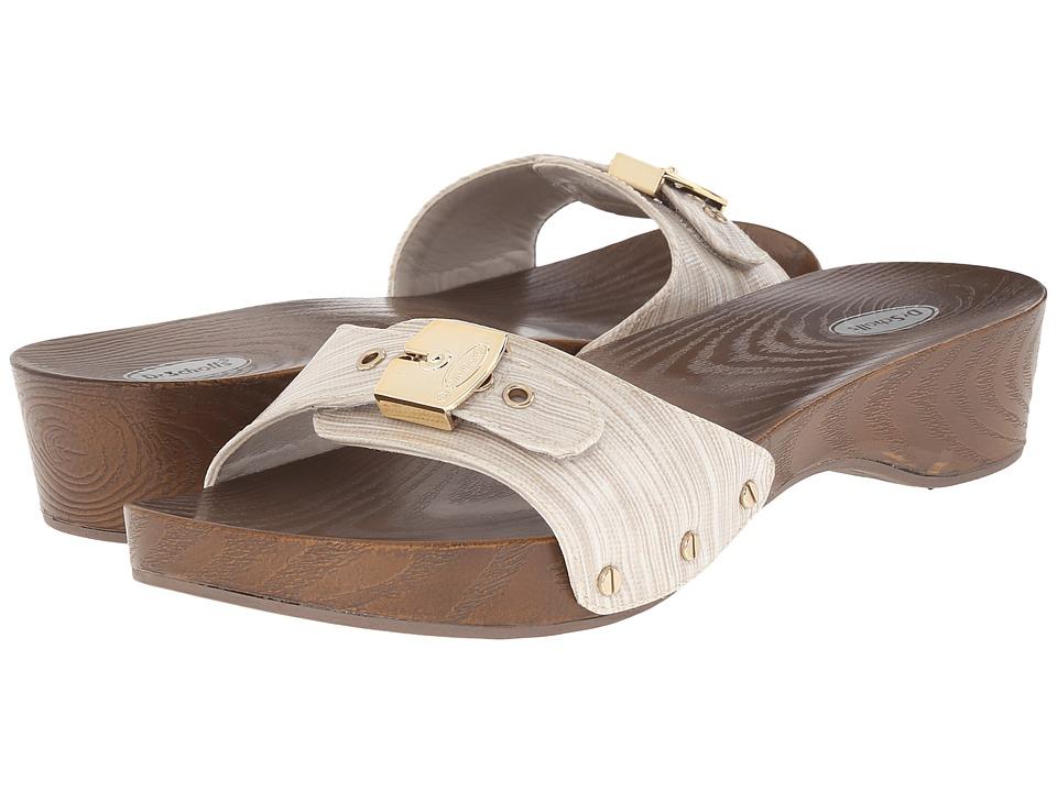 Dr. Scholl's - Classic (Smoke Harmony Stripe) Women's Slide Shoes