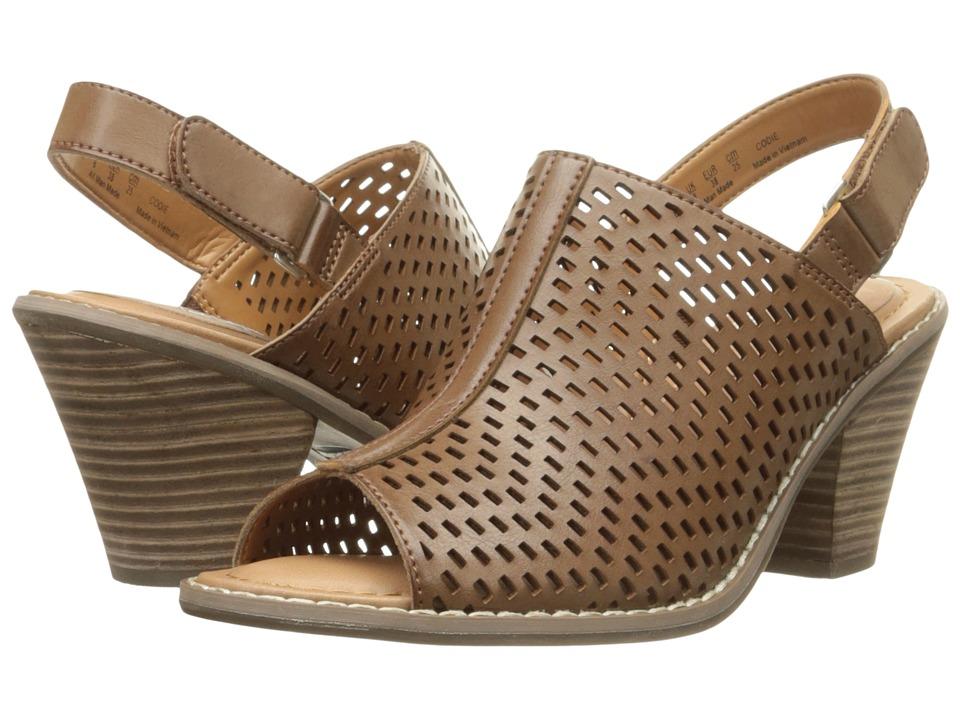 Dr. Scholl's - Codie (Dark Saddle) Women's Shoes