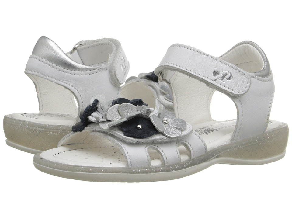 Primigi Kids - Cherry (Toddler/Little Kid) (White) Girls Shoes
