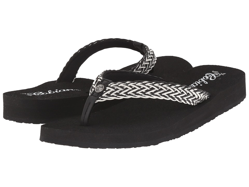 Cobian - Lalati (Black) Women's Sandals