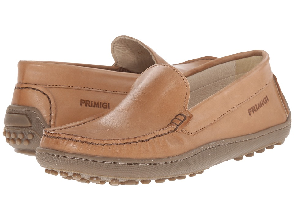Primigi Kids - Nathan (Big Kid) (Beige) Boys Shoes
