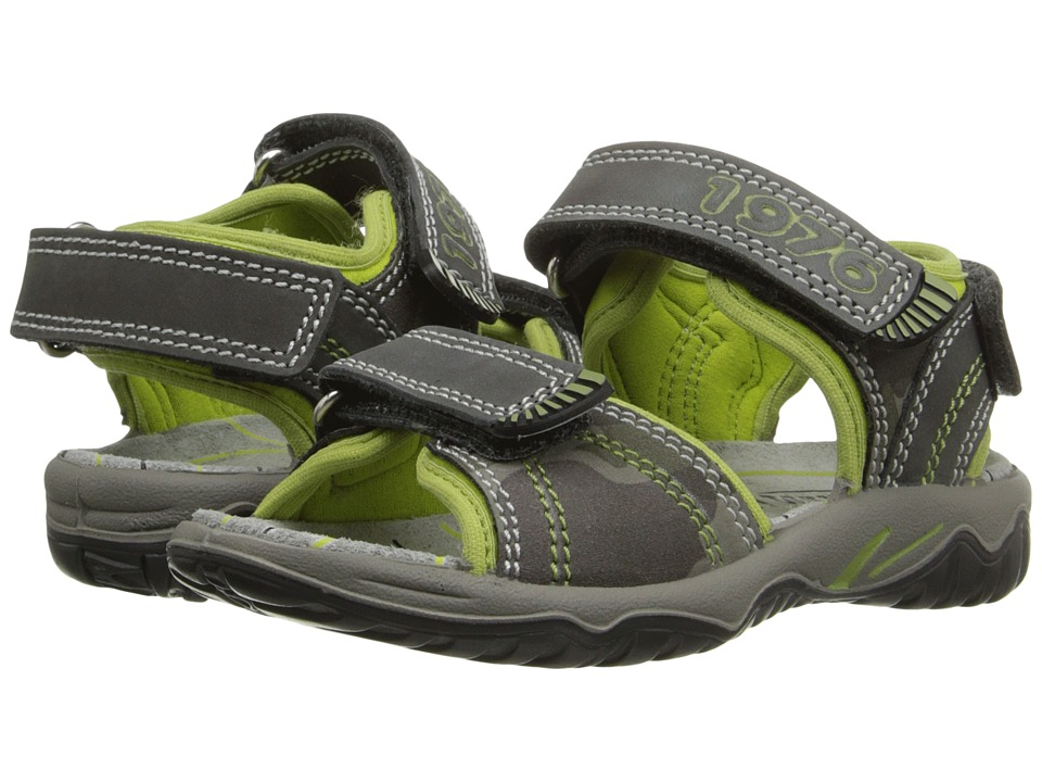 Primigi Kids - Zach (Toddler/Little Kid) (Grey) Boys Shoes