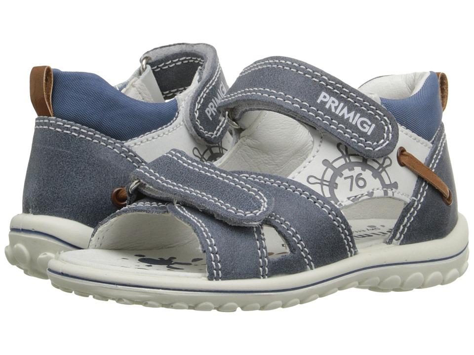Primigi Kids - Dudo (Infant/Toddler) (Light Blue) Boys Shoes
