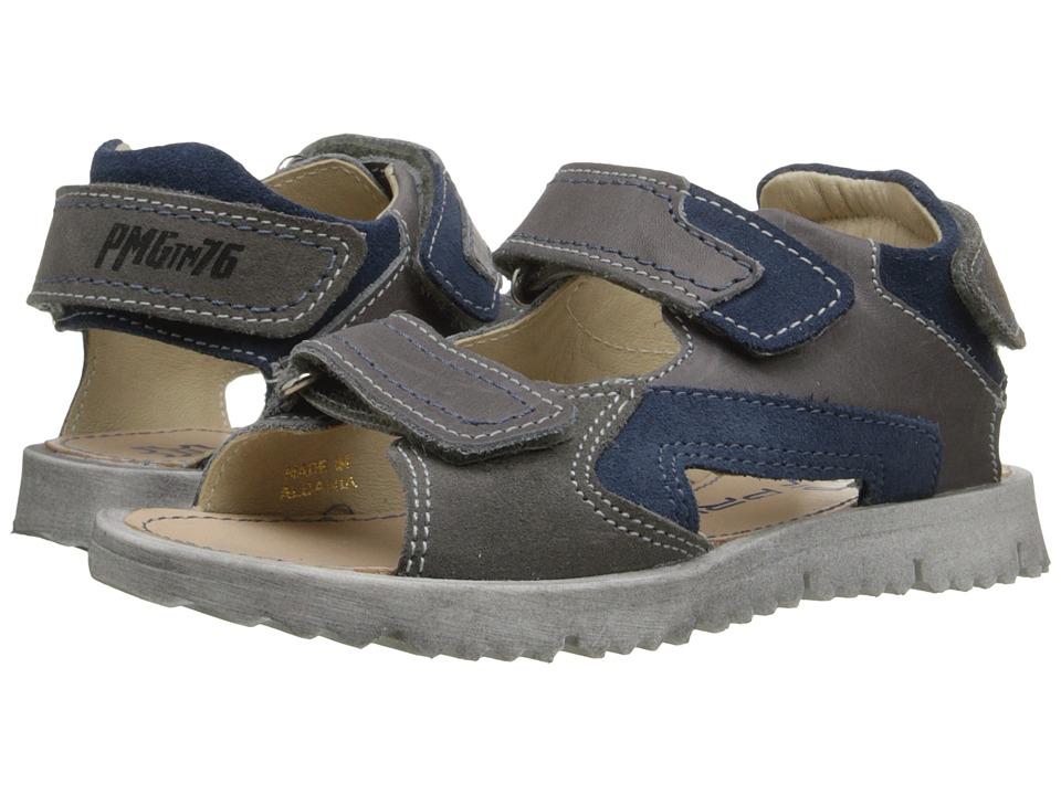 Primigi Kids - Grayson (Toddler/Little Kid) (Grey) Boys Shoes