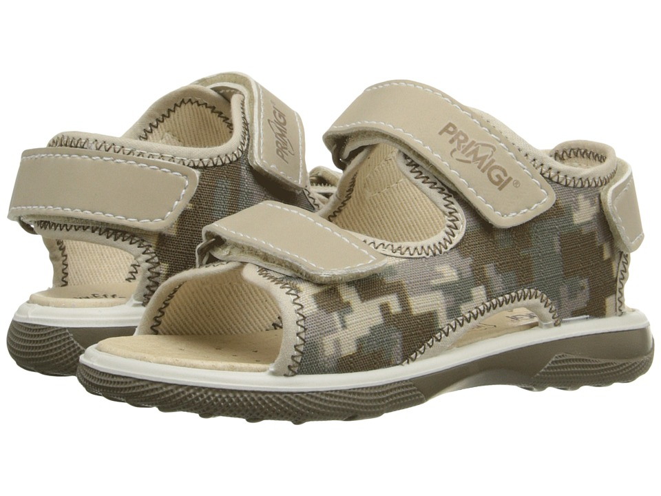 Primigi Kids - Diego (Infant/Toddler) (Beige Multi) Boys Shoes