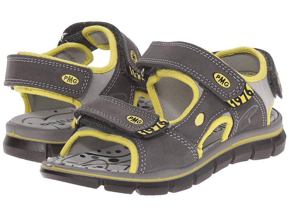Primigi Kids - Damir (Little Kid) (Grey) Boys Shoes
