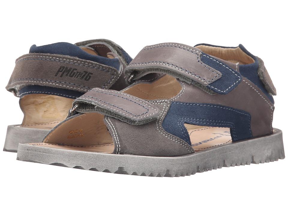 Primigi Kids - Grayson (Little Kid) (Grey) Boys Shoes