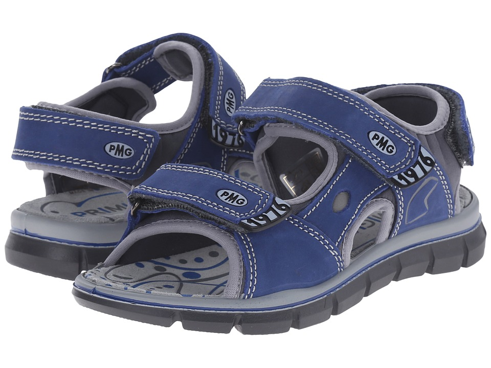 Primigi Kids - Damir (Little Kid) (Blue) Boys Shoes
