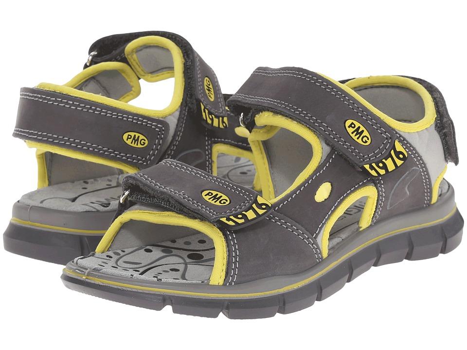 Primigi Kids - Damir (Big Kid) (Grey) Boys Shoes