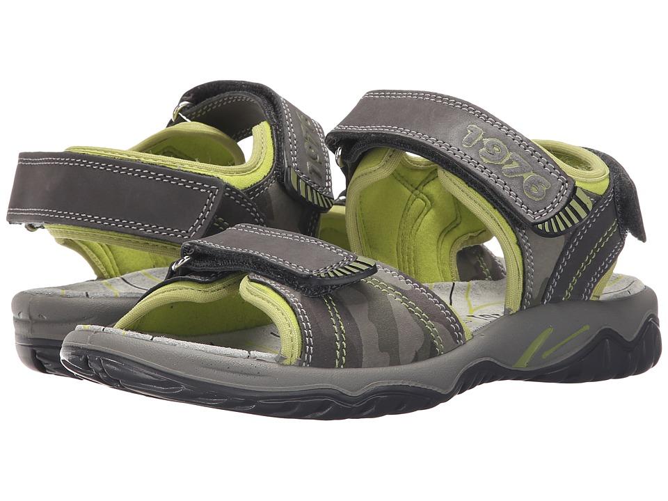 Primigi Kids - Zach (Big Kid) (Grey) Boys Shoes
