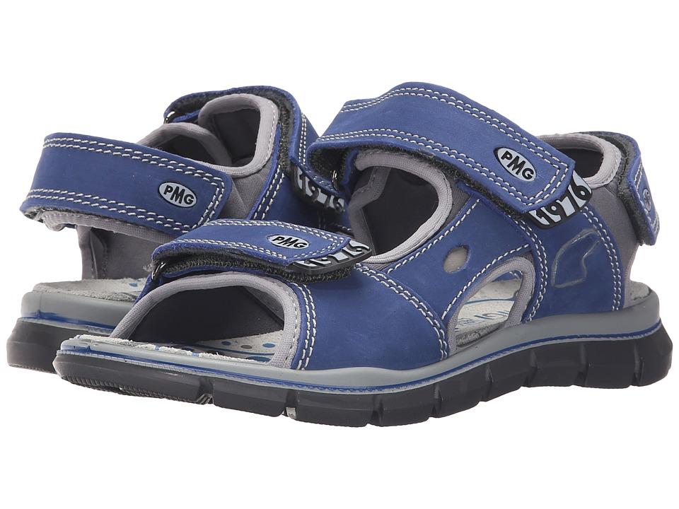 Primigi Kids - Damir (Big Kid) (Blue) Boys Shoes