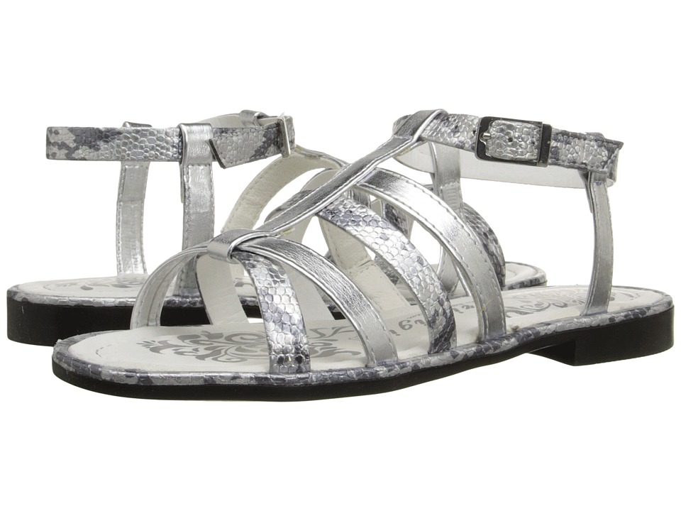 Primigi Kids - Luz (Big Kid) (Silver) Girls Shoes