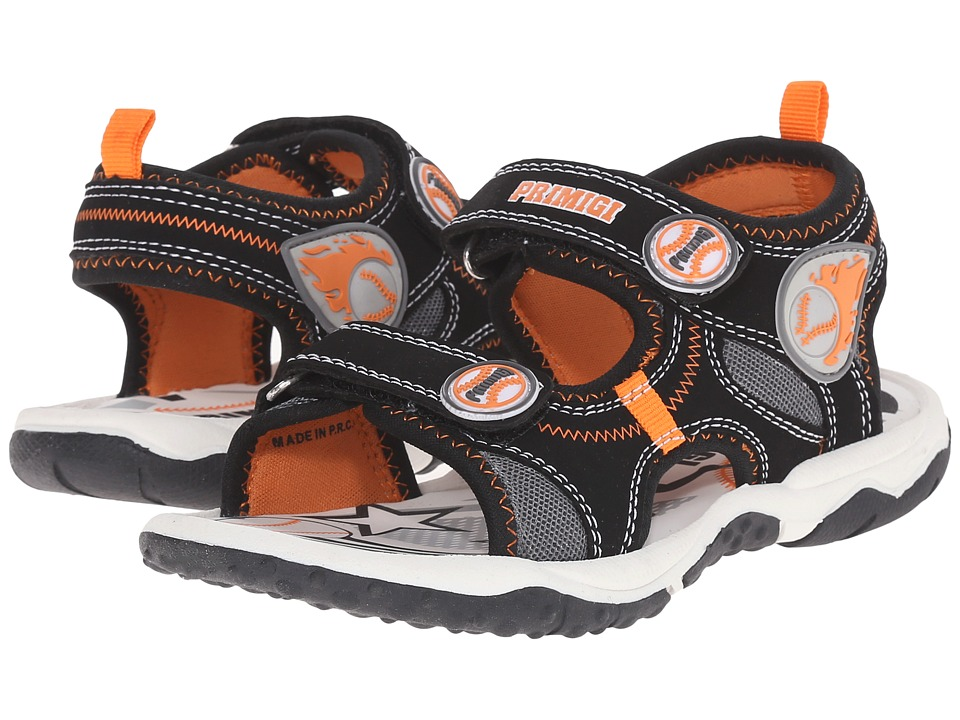 Primigi Kids - Beach Sand 5 (Toddler/Little Kid) (Black) Boys Shoes