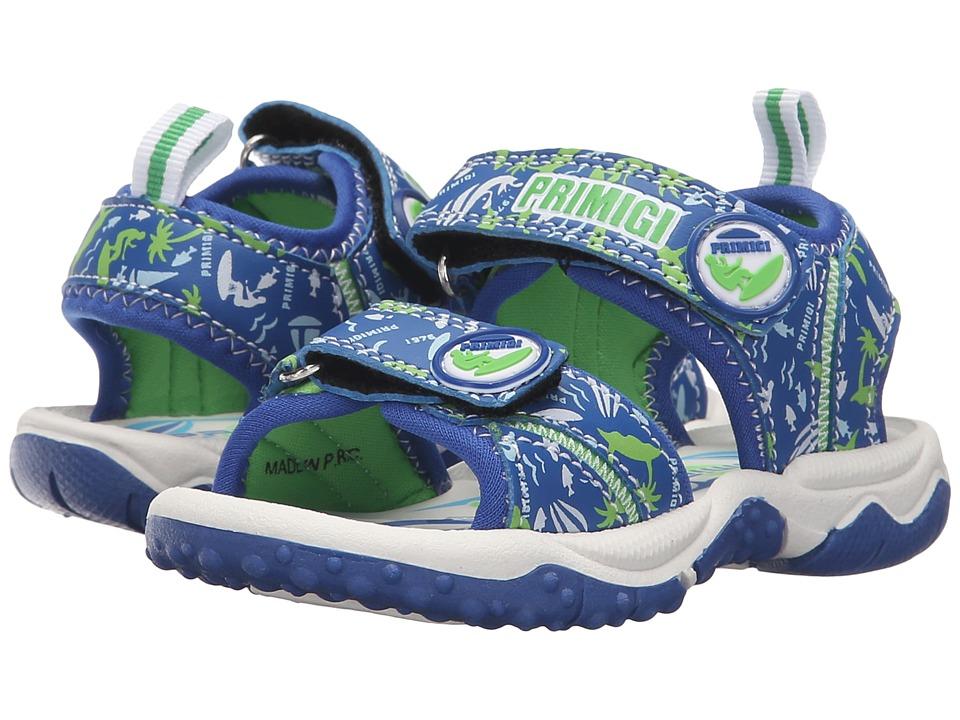 Primigi Kids Beach Sand 6 (Toddler/Little Kid) (Blue) Boys Shoes
