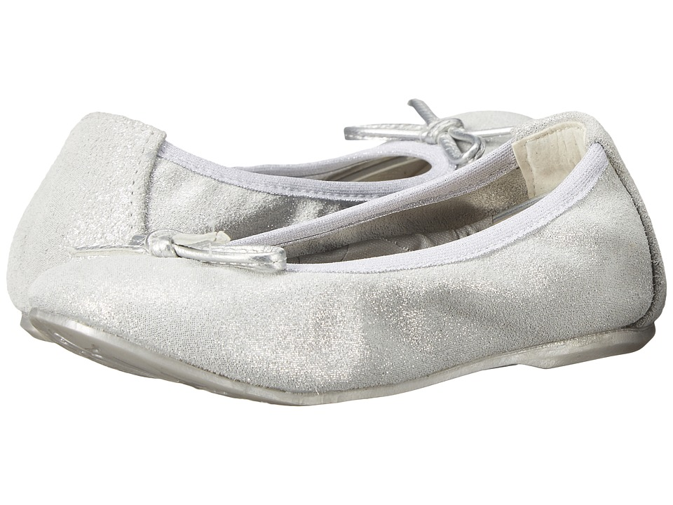 Primigi Kids - Veridiana (Toddler/Little Kid) (Silver) Girls Shoes