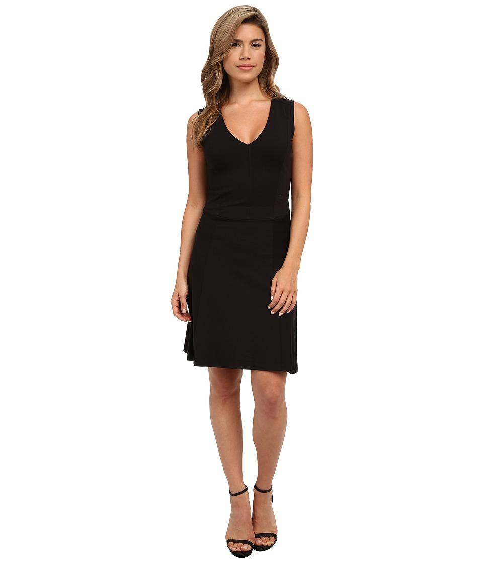 G-Star - Jacin Sleeveless Dress (Black) Women's Dress