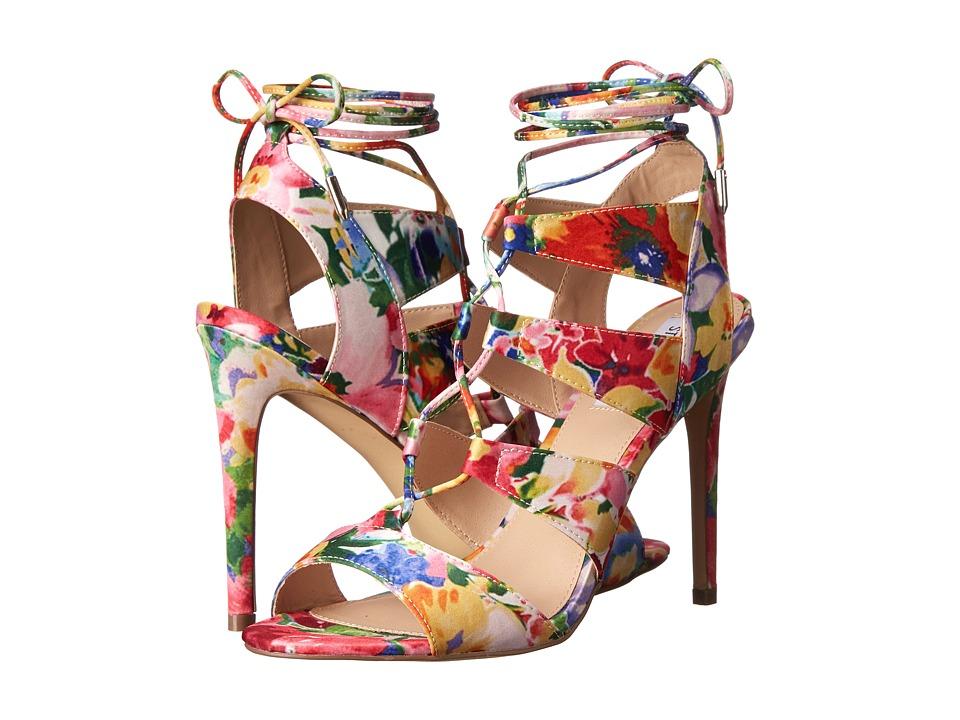 Steve Madden - Sandalia (Floral Multi) High Heels