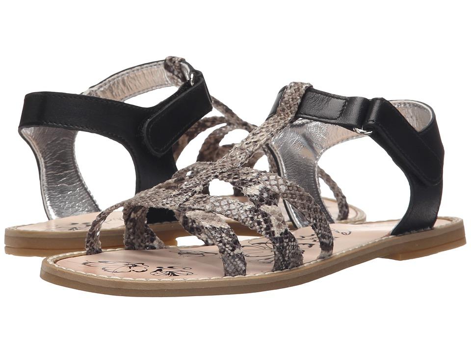 Primigi Kids - Paulette (Little Kid/Big Kid) (Black) Girls Shoes