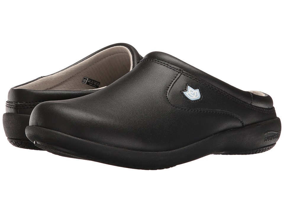 Spenco - Florence Medium Slide (Black) Women's Shoes