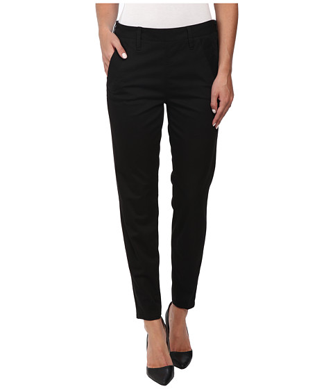G-Star - New Bronson Mid Slim Fit Pants (Black) Women's Casual Pants