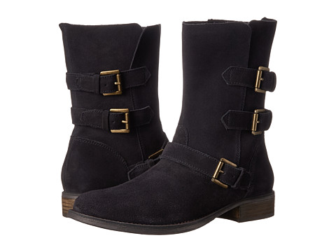 Steve Madden - Altta (Grey Suede) Women's Pull-on Boots