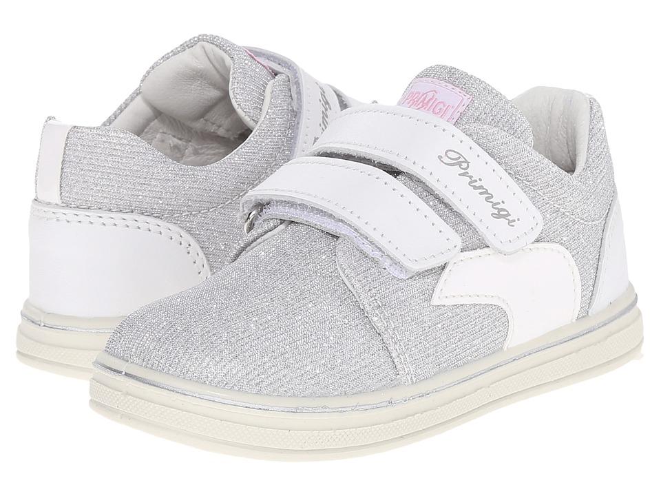 Primigi Kids - Eiko (Infant/Toddler) (Silver) Girls Shoes