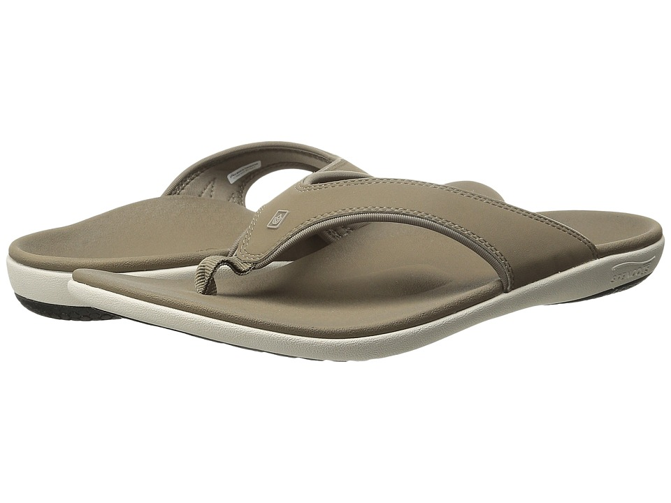 Spenco - Yumi (Walnut) Men's Sandals